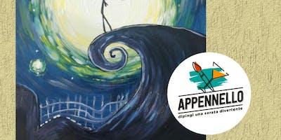 Nightmare Before Christmas: aperitivo Appennello a Cesenatico(FC)