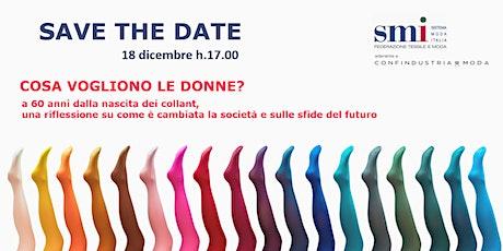 SAVE THE DATE - 18 dicembre biglietti
