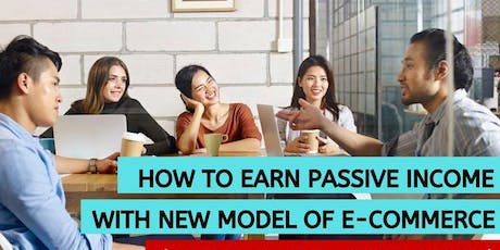How Easy To Get  Passive Income With New E-Commerce tickets