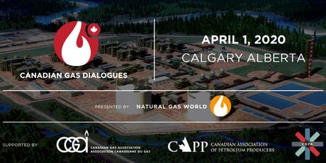 Canadian Gas Dialogues 2020 tickets