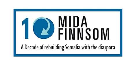 MIDA FINNSOM Information Evening for diaspora tickets