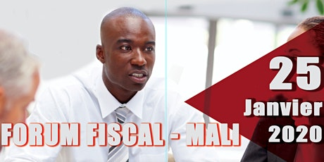 FORUM FISCAL - MALI tickets