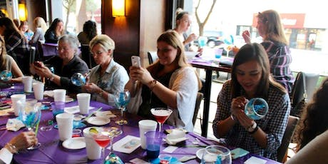 Wine Glass Painting class at Infinite Monkey Theorem tickets