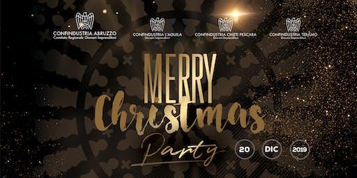 Christmas Party Giovani Imprenditori Confindustria Abruzzo
