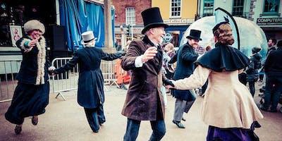 Historic Victorian and Jane Austen Dance session