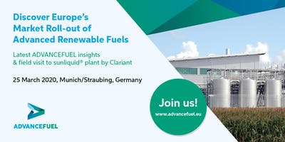 Discover Europe's Market Roll-out of Advanced Renewable Fuels