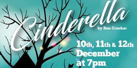 'Cinderella' by Ben Crocker tickets