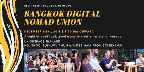 Bangkok Digital Nomad Union - BBQ, Brooze & Network tickets