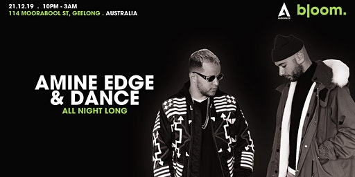 Bloom. ▬ Amine Edge & DANCE ▬ All Night Long