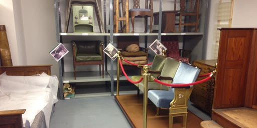 Archive Tour of the Garden City Collection Study Centre