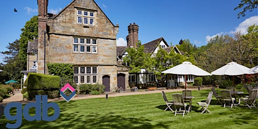 gdb Cream Tea and Networking at Ockenden Manor