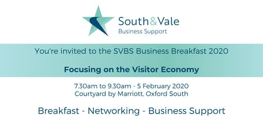 South and Vale Business Support - Business Breakfast 2020