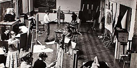 The Factory: Life drawing tickets