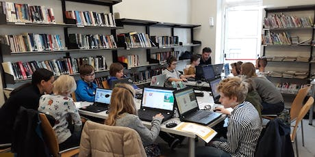 CoderDojo Lanaken- 29/12/2019 tickets
