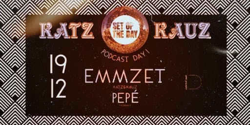 Katz&Kauz Live Podcast Day 1 - Bahnhof Pauli