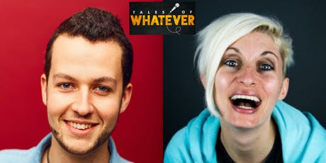Tales of Whatever: Dave Chawner & Harriet Dyer tickets