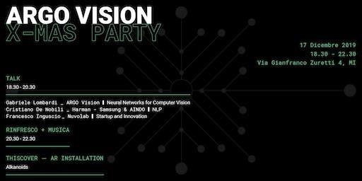 ARGO Vision X-Mas Party
