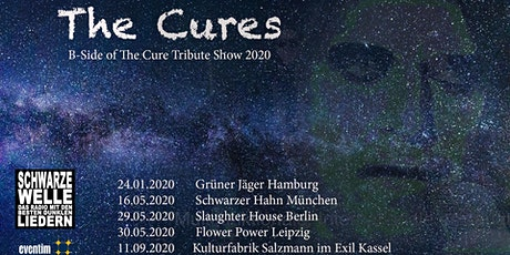 The Cures B-Side of The Cure Tickets