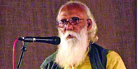 Bengali poetry workshop: Translating Poet Nirmalendu Goon tickets