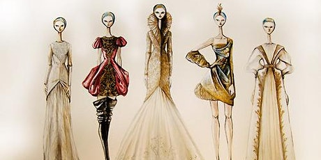 The Factory: Fashion illustration tickets