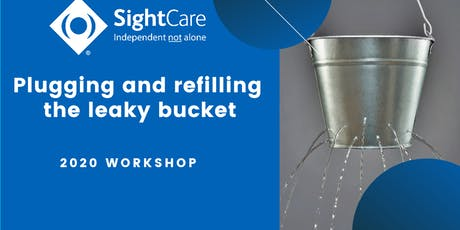 Plugging the Leaky Bucket Workshop - London tickets