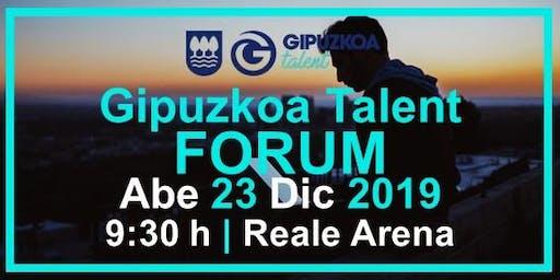 Gipuzkoa Talent Forum