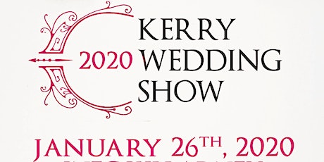 Kerry Wedding Show 2020 tickets