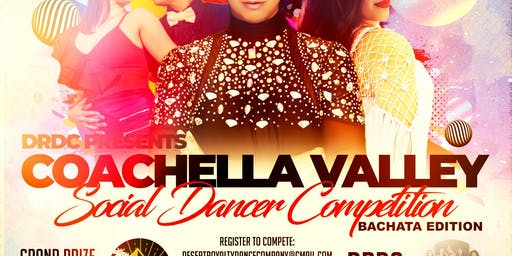Coachella Valley Bachata Competiton