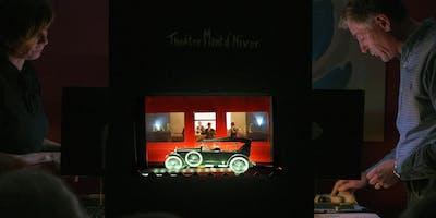 Papiertheater – 1. Vorstellung
