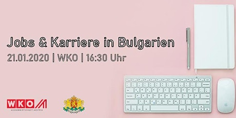 Jobs & Karriere in Bulgarien 2020 Tickets