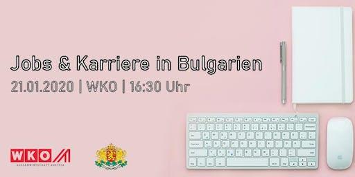 Jobs & Karriere in Bulgarien 2020