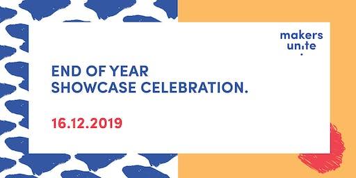 End of Year Showcase Celebration