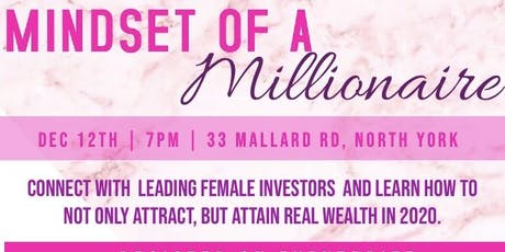 Mindset Of A Millionaire: Presented By The EntrepreneuHERs tickets