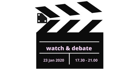 Watch & Debate - Booksmart tickets