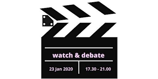 Watch & Debate - Booksmart