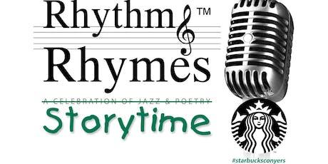 Rhythm & Rhymes Storytime at Starbucks tickets