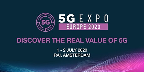 5G Expo Europe 2020 tickets