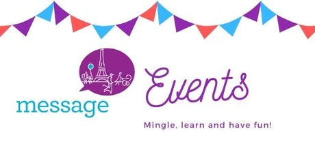 Message Events - Mum&Kids French Workshop with Fabienne tickets