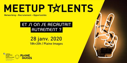 MEETUP TALENTS #2