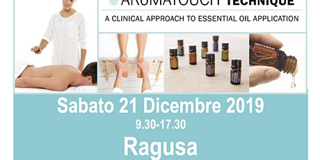 AROMATOUCH TECHNIQUE a  RAGUSA con Sabrina e Marco Petrollini-Blue Diamonds biglietti