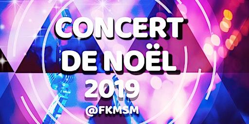 Concert de Noël | Christmas concert | Antsam-panahy Krismasy