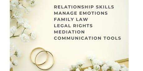 Relationship Skills and Family Law tickets
