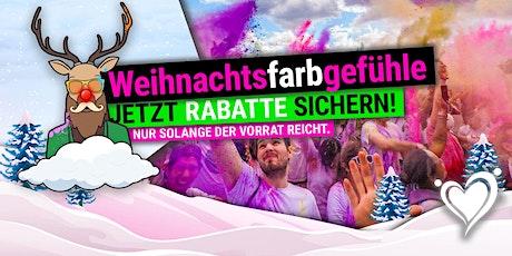 FARBGEFÜHLE FESTIVAL FRANKFURT/OFFENBACH 2021 Tickets