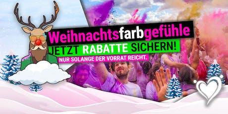 FARBGEFÜHLE FESTIVAL LEIPZIG 2020 Tickets