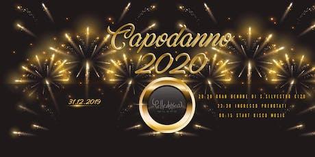 Capodanno 2020 a Milan?? Solo solo al Pelledoca! biglietti