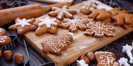 A&M Festive Season - Cookie Decorating X Heirlooms & Wooden Spoons-Boxpark tickets
