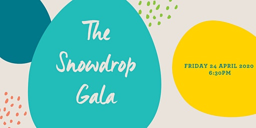 Snowdrop Project Charity Gala!