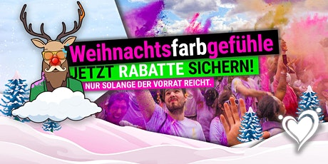 FARBGEFÜHLE FESTIVAL BERLIN 2021 Tickets