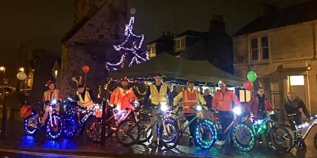 Merry and Bright Clackmannan Cycle Ride Thursday 19th December 6pm tickets