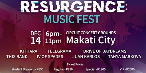 Resurgence Music and Food Fest